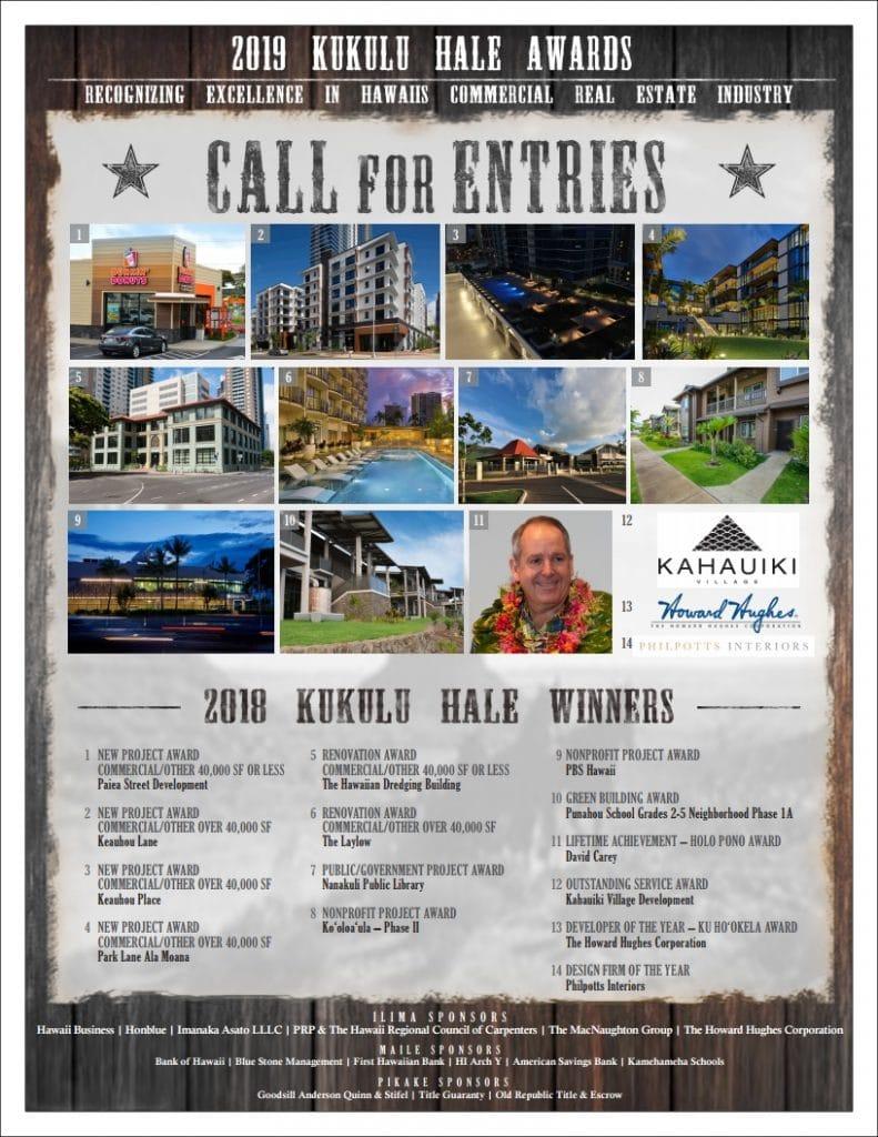 2019 NAIOP Hawaii Kukulu Hale Awards Call For Entries[1]
